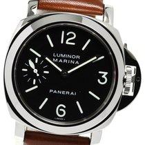 Panerai Luminor Marina 43mm Черный