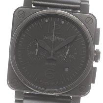 Bell & Ross BR 03-94 Chronographe 42mm Черный
