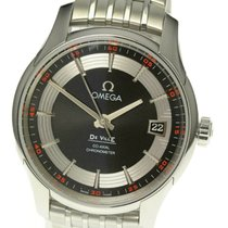 Omega De Ville Hour Vision 41mm Black