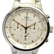 IWC GST 36.5mm Plata