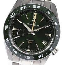 Seiko Grand Seiko 40mm Verde