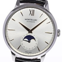 Montblanc Heritage Spirit 40mm Silver