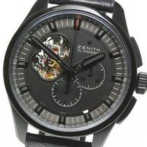 Zenith 96.2260.4061/21.R575 Titanium El Primero Chronomaster 44mm tweedehands