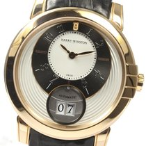 Harry Winston 43mm Remontage automatique 450-MABD42R occasion