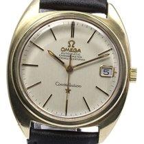 Omega 168.017 Staal 34mm tweedehands