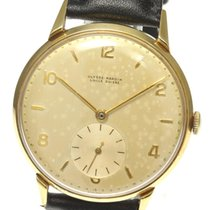 Ulysse Nardin Yellow gold 35mm Manual winding pre-owned