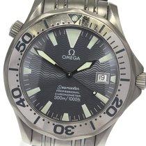 Omega 2232.30 Titanium 41mm tweedehands
