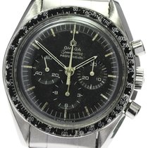 Omega Speedmaster Professional Moonwatch usados 41mm Negro Cronógrafo Acero
