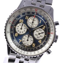 Breitling A33030 Navitimer 38mm pre-owned