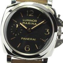 Panerai Luminor Marina 1950 3 Days 47mm Black