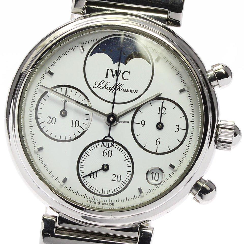 IWC Da Vinci Chronograph IW373606 pre-owned