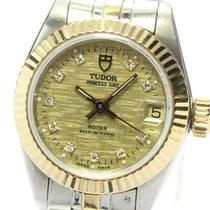 Tudor (チューダー) 女性用腕時計 23mm 自動巻き 中古 時計のみ