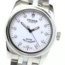 Tudor Glamour Date 31mm Blanco