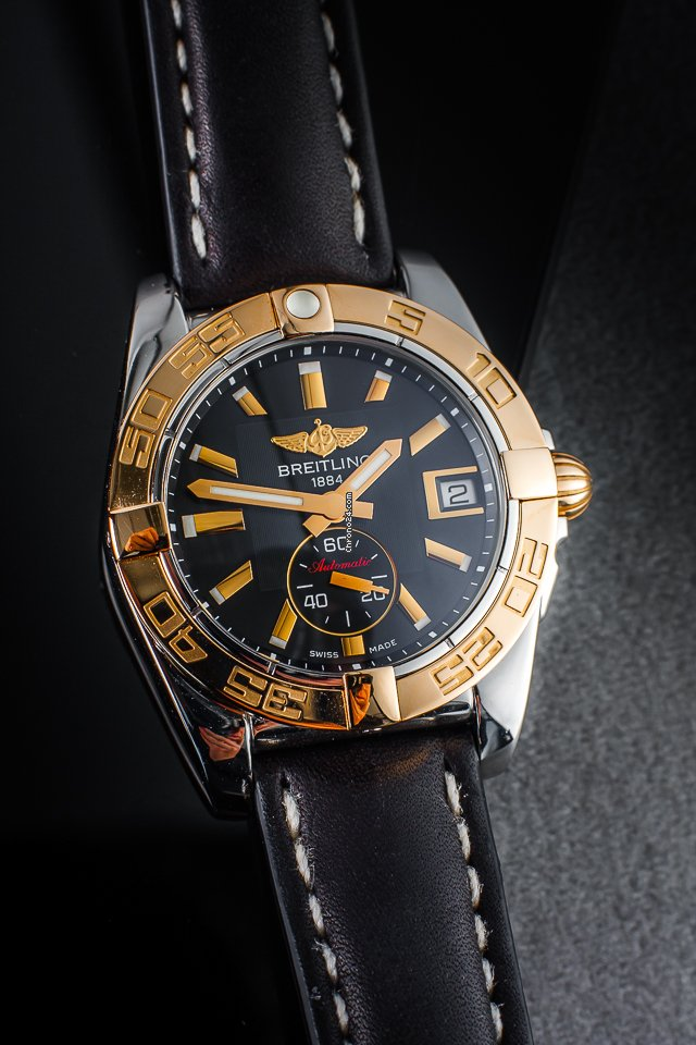 Breitling Galactic 36 C37330 2015 pre-owned