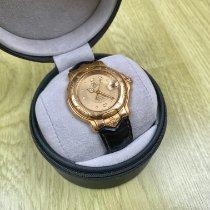 TAG Heuer 6000 Желтое золото 44mm