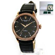 Rolex Cellini Time Rose gold 39mm United States of America, Pennsylvania, Philadelphia