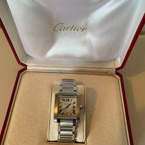 Cartier Acier Remontage automatique 692860CD 2302 occasion France, SIX FOURS LES PLAGES
