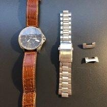 Hamilton Khaki Pilot Steel 46mm Grey Arabic numerals United States of America, Texas, West Lake Hills