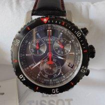Tissot PRS 200 Сталь 42mm Черный