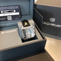 TAG Heuer CAW211J.FC6476 Steel 2020 Monaco Calibre 12 39mm pre-owned