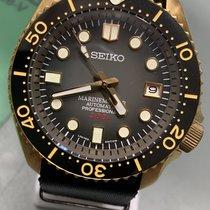 Seiko Bronze Automatic No numerals 43mm new