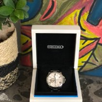 Seiko Premier Automatic Staal 42,90mm