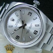 Rolex Air King Date Steel 34mm Silver Arabic numerals United States of America, Pennsylvania, HARRISBURG