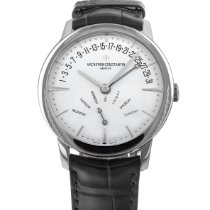 Vacheron Constantin Patrimony White gold 42.5mm Silver No numerals United States of America, Maryland, Baltimore, MD