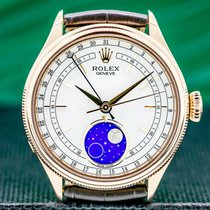 Rolex Cellini Moonphase Rose gold 39mm
