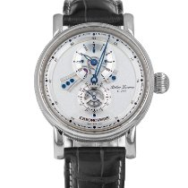 Chronoswiss Steel 38mm Automatic CH 8753 pre-owned United States of America, Maryland, Baltimore, MD