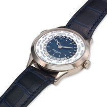 Patek Philippe World Time pre-owned 38.5mm GMT