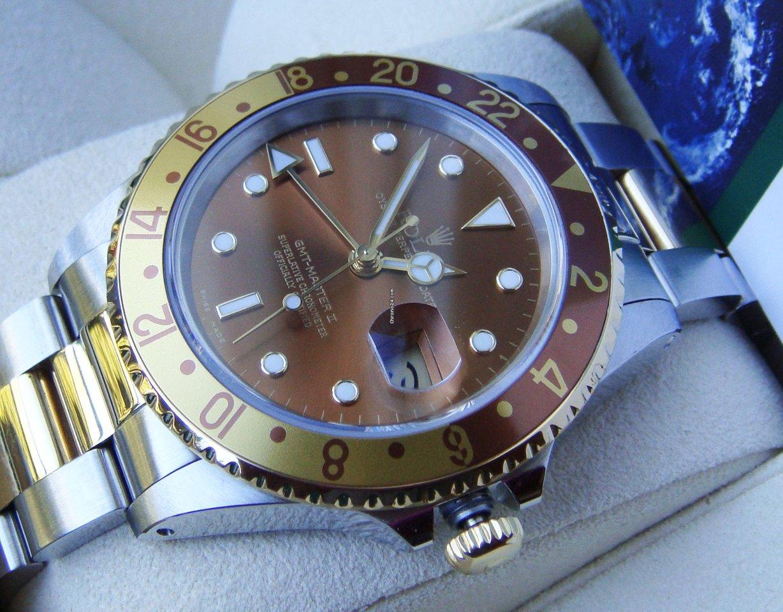 Rolex GMT-Master II 16713 1989 gebraucht