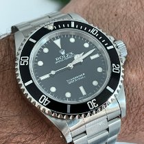 Rolex Submariner (No Date) Acero 40mm Negro Sin cifras México, Queretaro