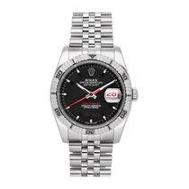 Rolex Datejust Turn-O-Graph Steel 36mm Black No numerals United States of America, Pennsylvania, Bala Cynwyd
