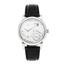 A. Lange & Söhne Lange 1 White gold 38mm Mother of pearl Roman numerals United States of America, Pennsylvania, Bala Cynwyd