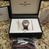 Frederique Constant Gold/Steel 42mm Automatic FC718DGWM4H4 pre-owned United States of America, New Jersey, Hillsborough