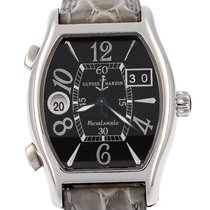 Ulysse Nardin pre-owned Automatic 35mm Black
