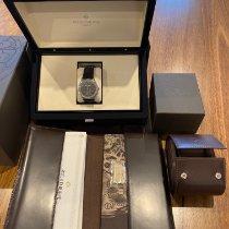 Patek Philippe pre-owned Manual winding 39mm Grey Sapphire crystal