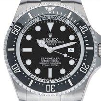 Rolex Sea-Dweller Deepsea 126660 Unworn Steel 44mm Automatic