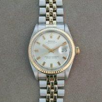 Rolex Datejust 1601 Gut Gold/Stahl 36mm Automatik