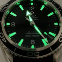Omega Seamaster Planet Ocean 2200.50.00 Very good Steel 45,5mm Automatic