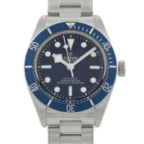Tudor Black Bay Fifty-Eight pre-owned 39mm Blue Steel