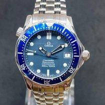 Omega Seamaster Diver 300 M Acciaio 36mm Blu Senza numeri Italia, San Giovanni Valdarno