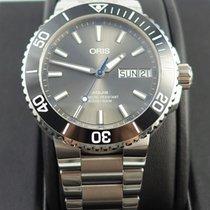 Oris Hammerhead Limited Edition Steel 43mm Grey No numerals