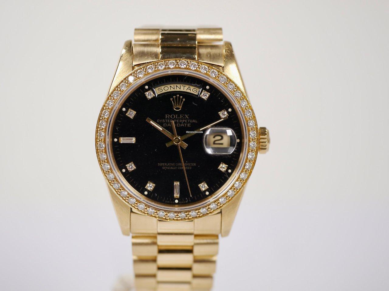 Rolex Day-Date 36 18348 1990 gebraucht