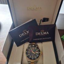 Delma 43mm Quartz 93934100000 new