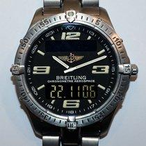 Breitling Aerospace Titanium 40mm Grey Arabic numerals
