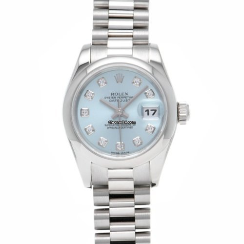 Rolex Lady-Datejust 179166G 2021 pre-owned