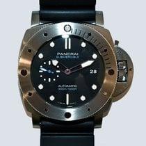 Panerai Luminor Submersible 1950 3 Days Automatic nuevo 2021 Automático Reloj con estuche y documentos originales PAM 01305