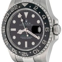 Rolex GMT-Master II Steel 41mm Black No numerals United States of America, Texas, Dallas
